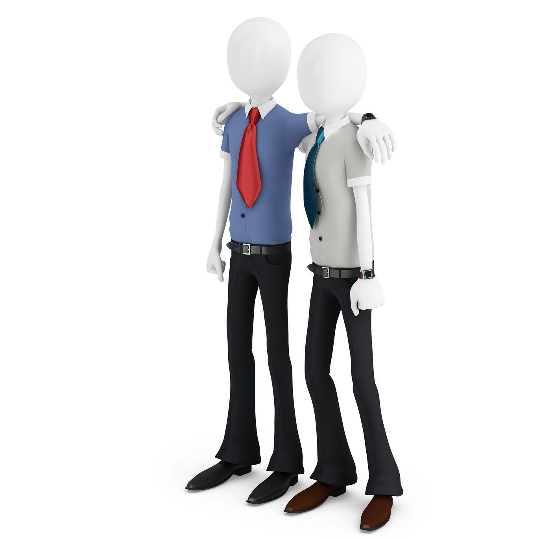 2-vector-businessmen-buddies