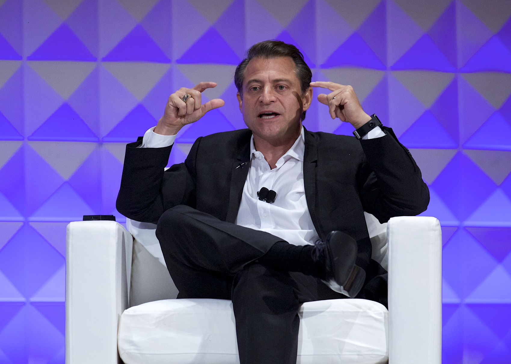 2014 WBF Peter Diamandies2