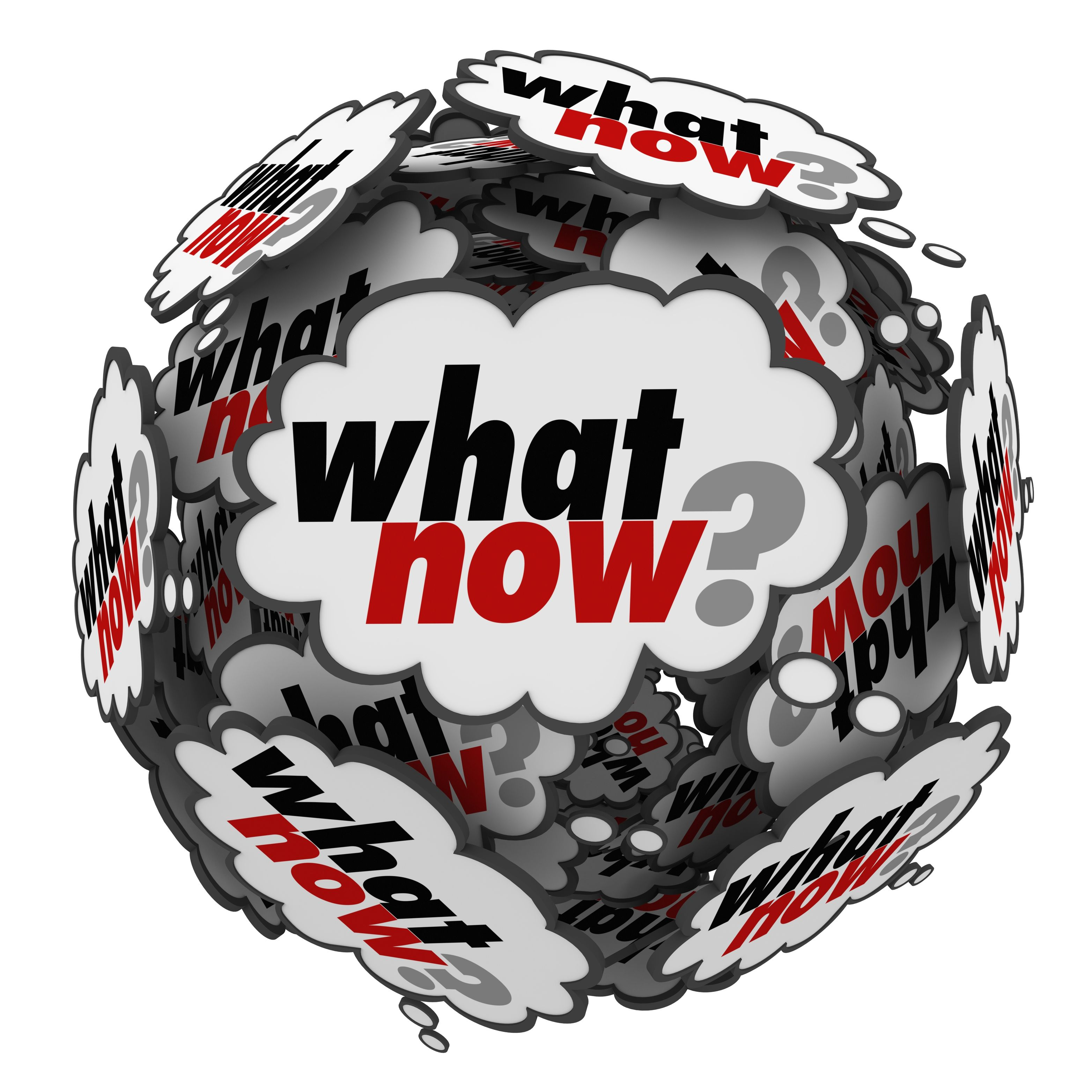 what-now