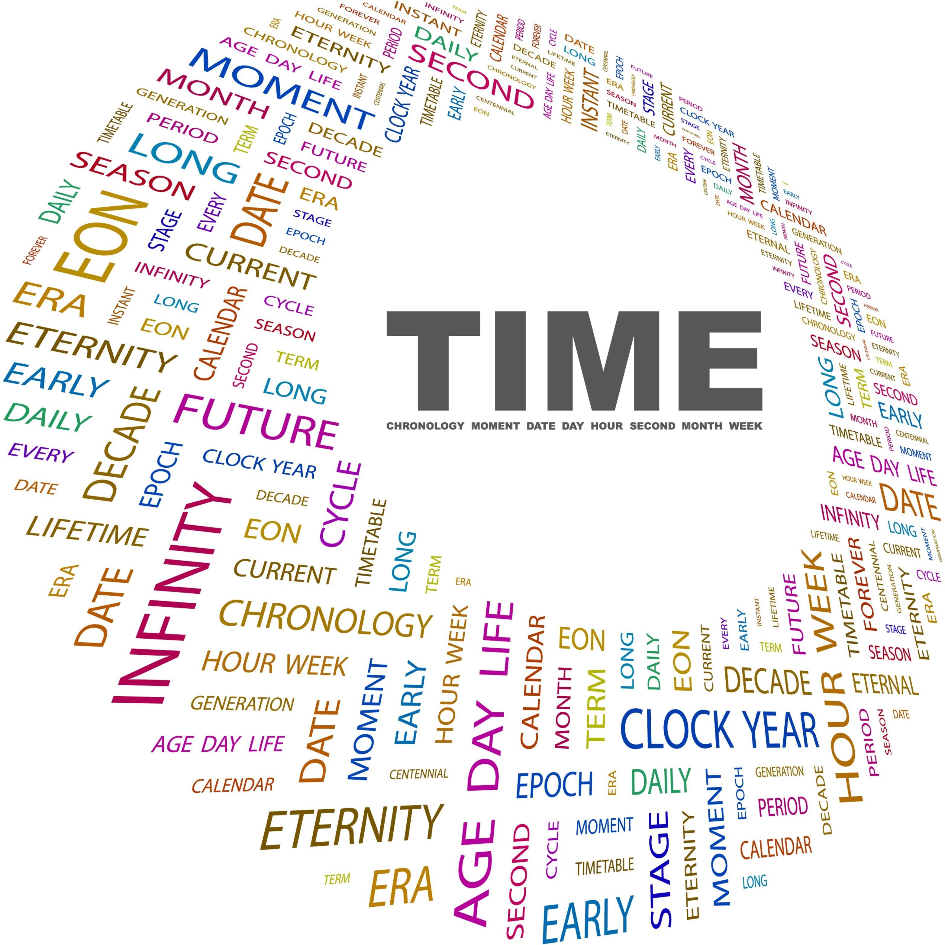 time-word-wheel