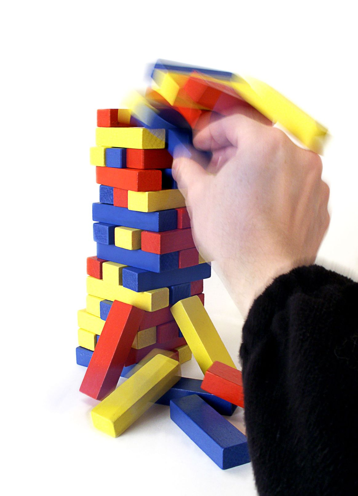 Falling-Block-Tower