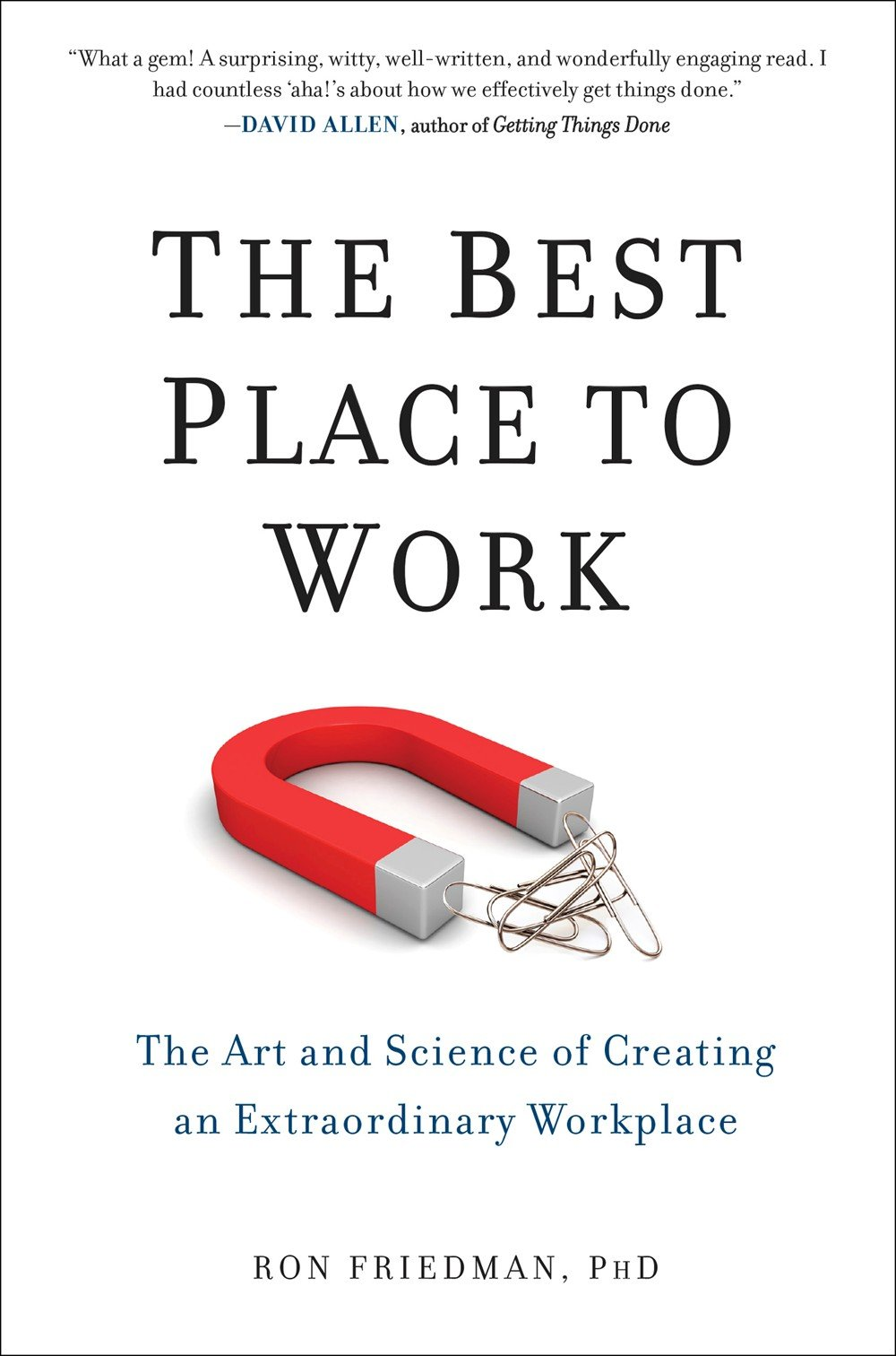 Ron-Friedman-Best-Place-to-Word-Book-Cover