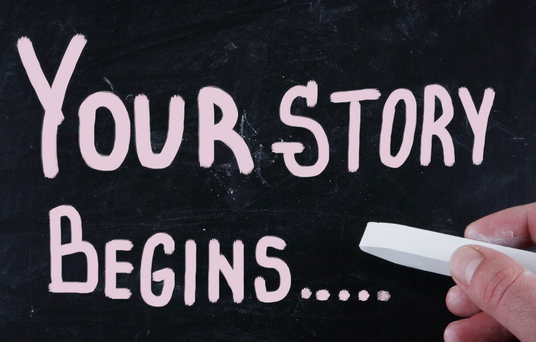 Your-Story-Begins-words