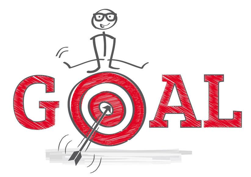 arrow-hitting-target
