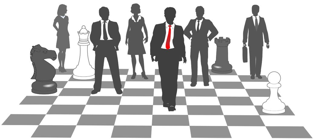 leadership is like chess
