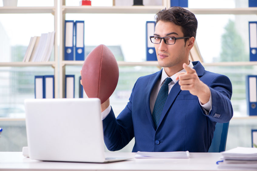 businessman-with-football