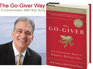 The Go-Giver Way