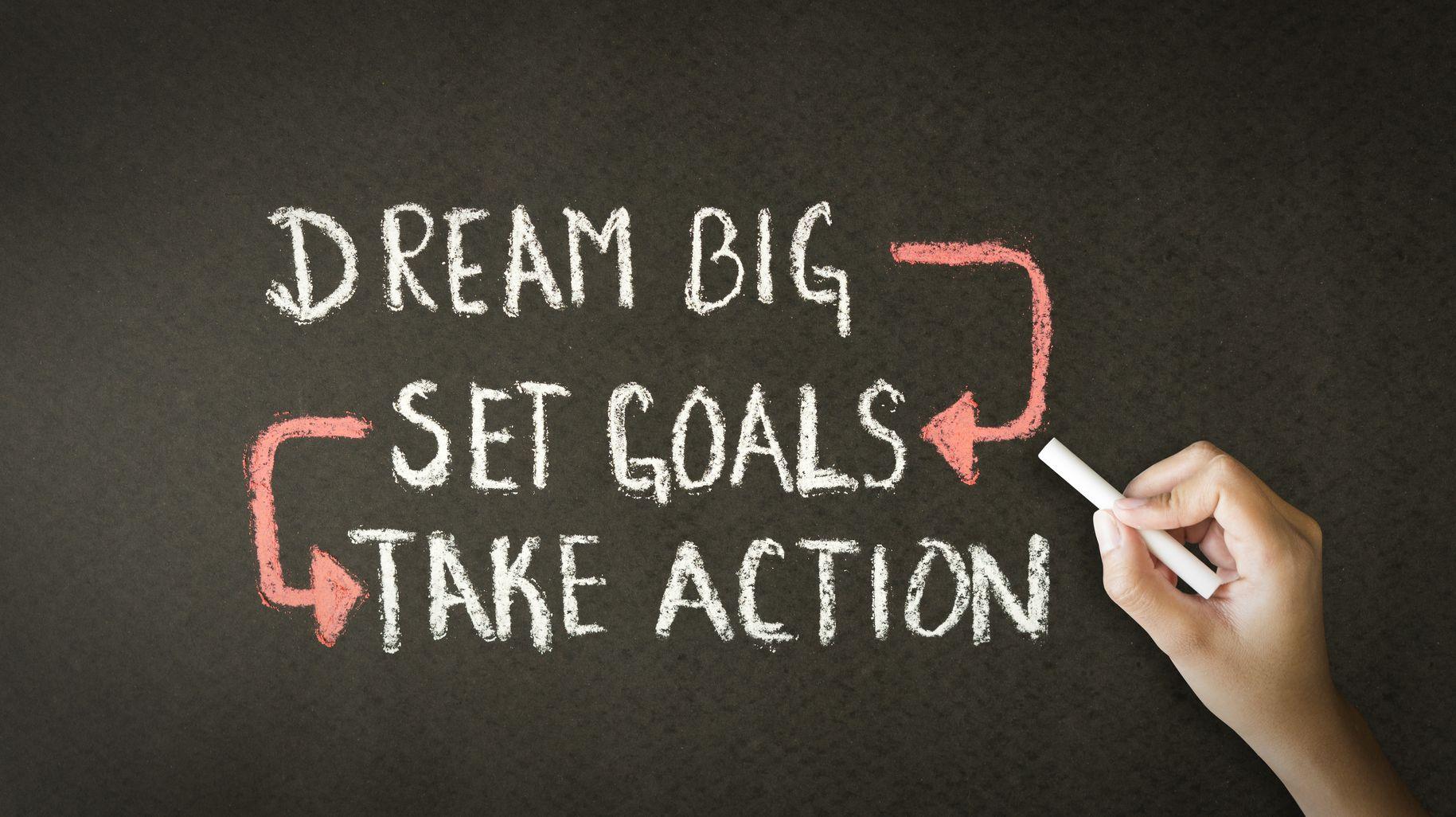 dream-big-words-on-chalkboard
