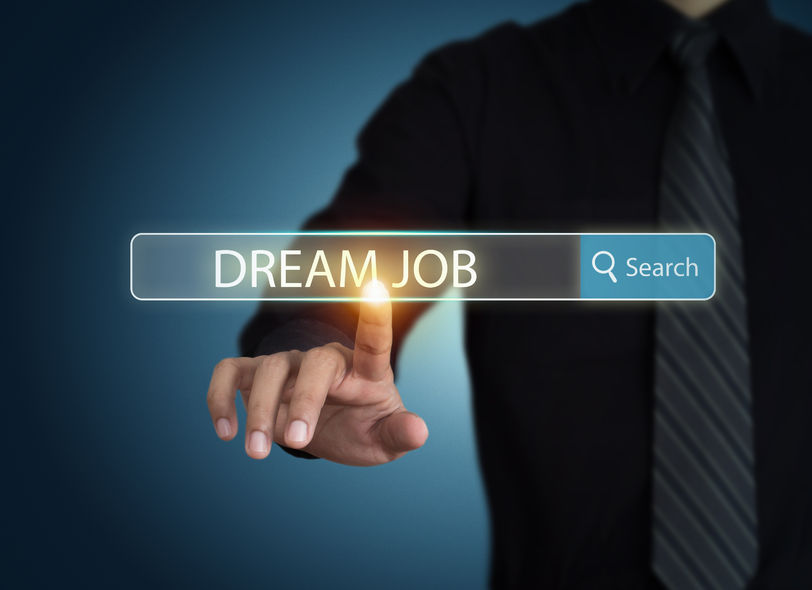 Love Life Dreams If You Re Lucky Enough To Find Someone: ExecuNet 9 Steps To Find Your Dream Job