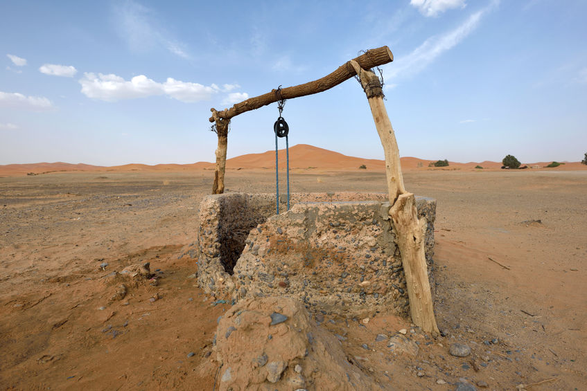 dried-out-well