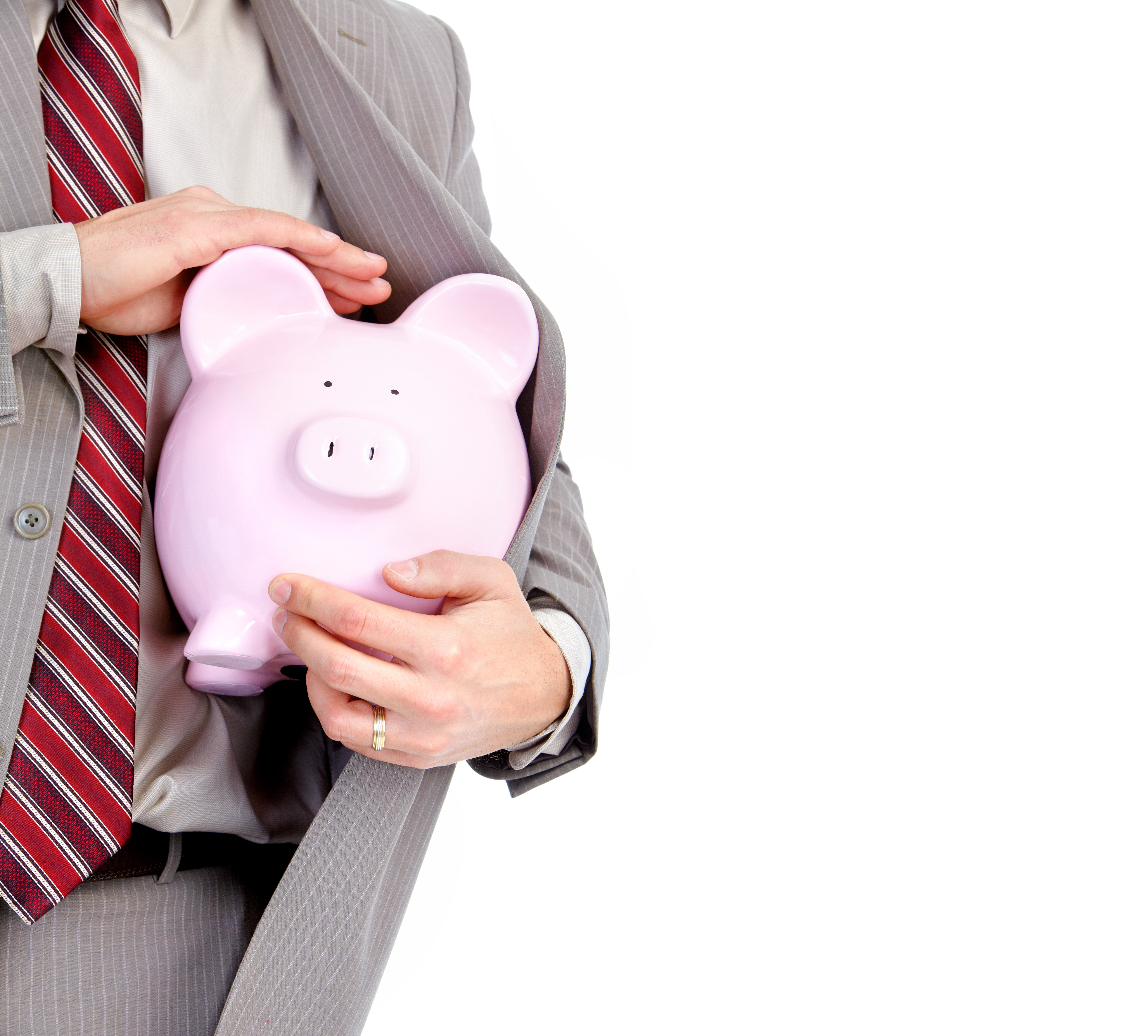 exec-with-pink-pig