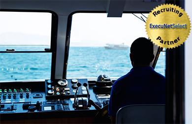 execunetselect-man-steering-ship
