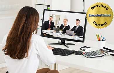 execunetselect-woman-video-meeting