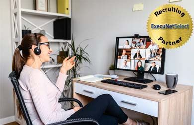 execunetselect-woman-videoconference