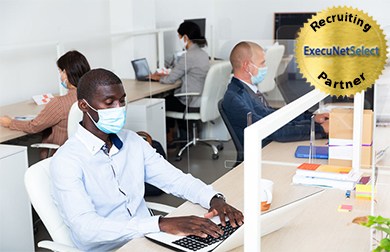 execunetselect-workers-wearing-covid-masks