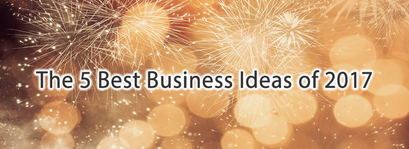 The 5 Best Business Ideas