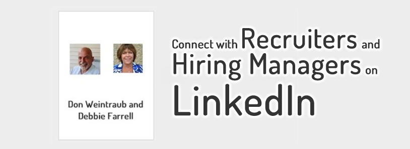 Connect with Recruiters and Hiring Managers on LinkedIn