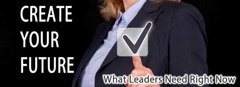 leaders we need now Leaders we need now filed under: essays tagged with: management leader should have high experience, business-relevant knowledge, vision, decisiveness, and commanding ability leader must create an identity of the organization to its customers.