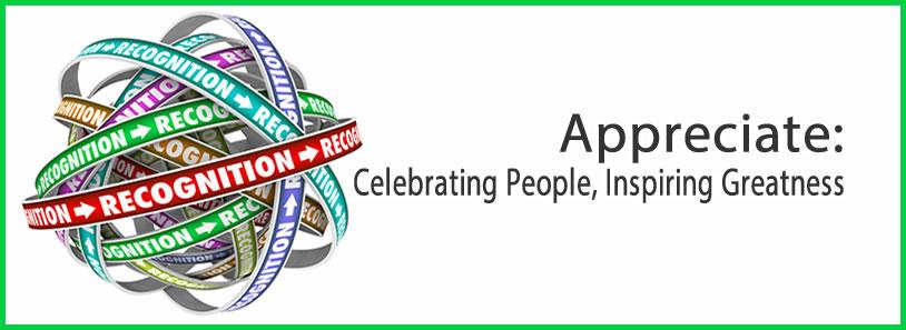 Appreciate: Celebrating People, Inspiring Greatness