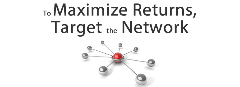 To Maximize Returns, Target the Network