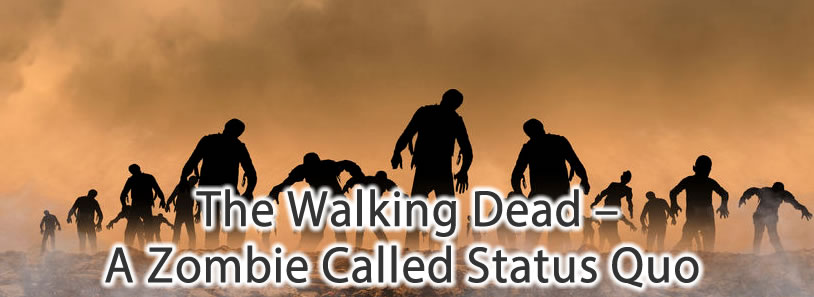 The Walking Dead – A Zombie Called Status Quo