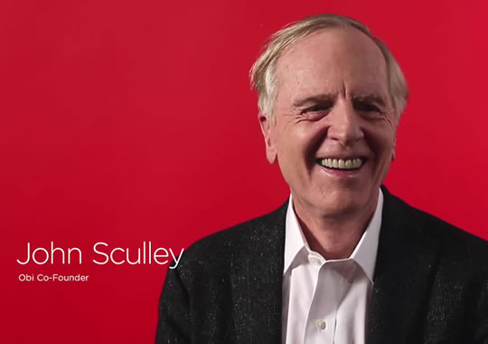 Execunet John Sculley And The Obi Worldphone Are