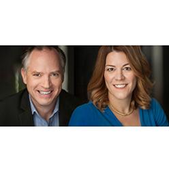 Karin Hurt and David Dye