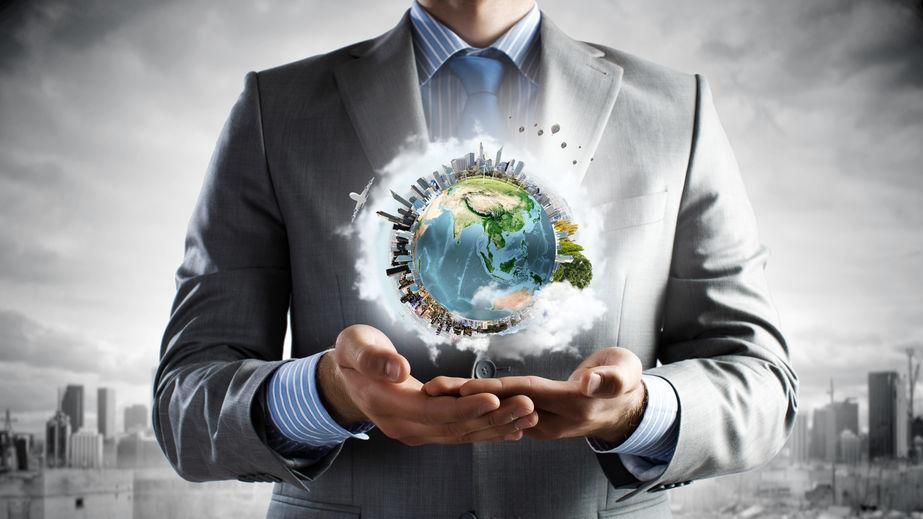 man-holding-globe
