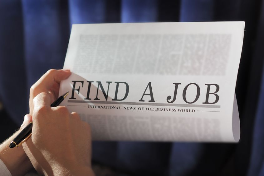 newspaper-jobs-section-LOUISE GARVER
