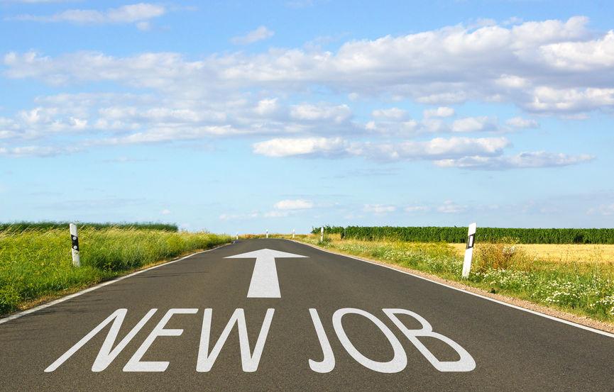 open-road-new-job