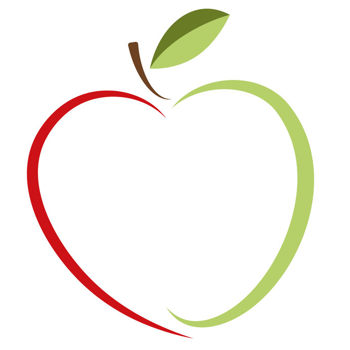 red-green-apple