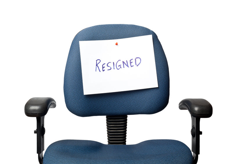 resigned-sign-on-chair