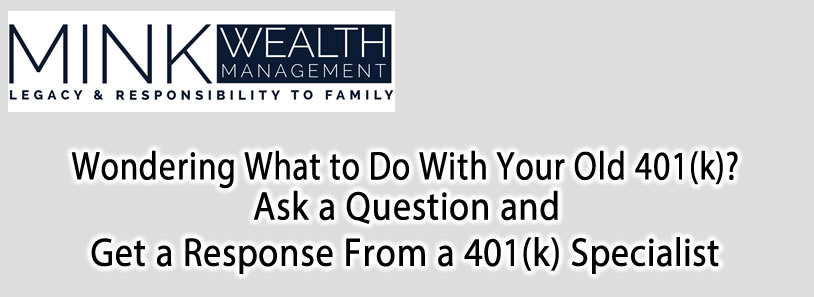 401(k) Rollovers Guidance