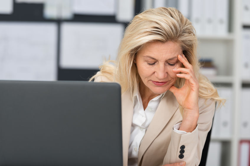 stressed-busy-woman