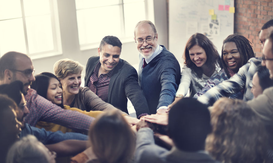 teamwork-huddle