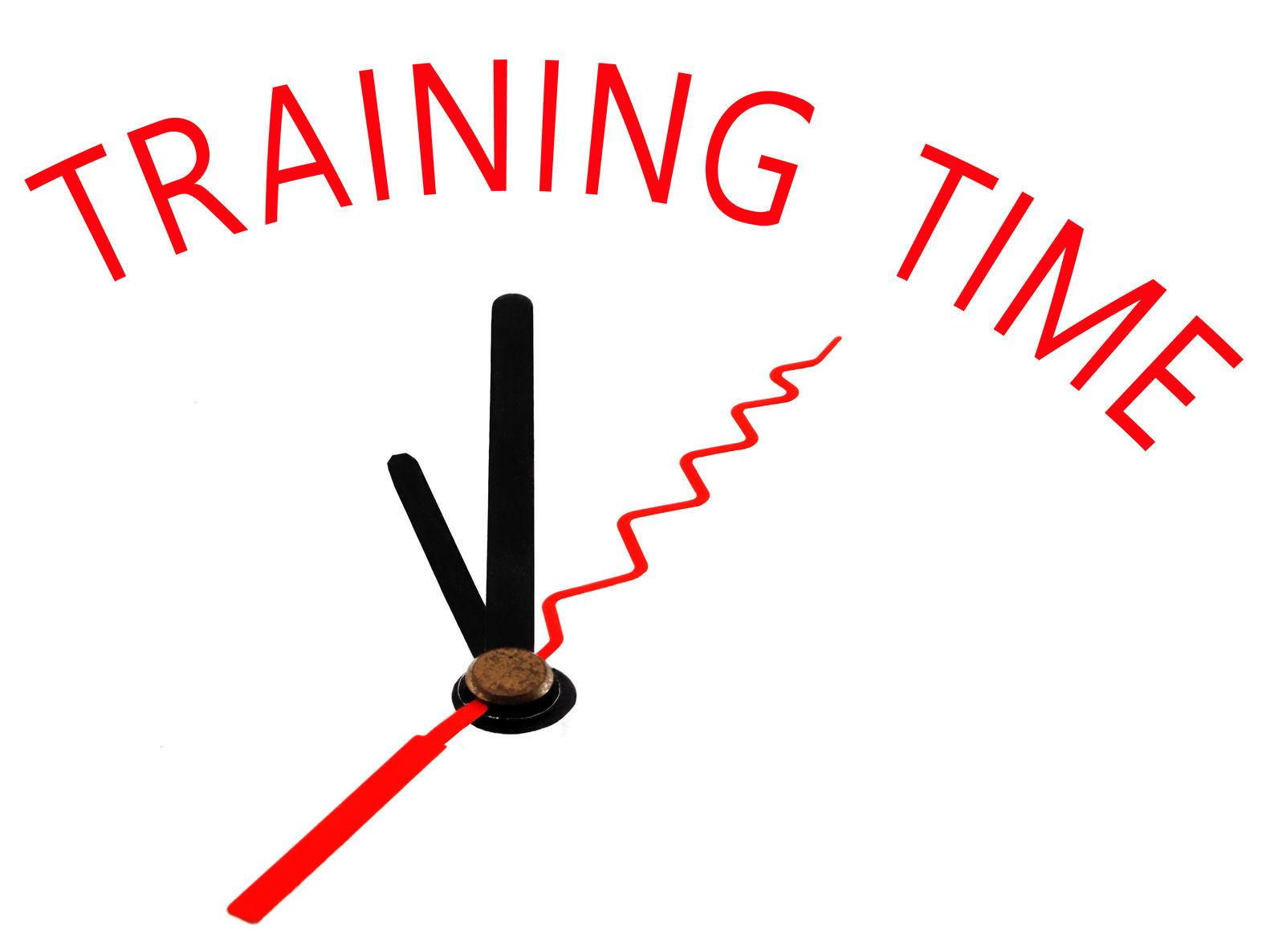 Training Time Clock