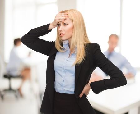 unhappy-business-woman-KATHY CAPRINO