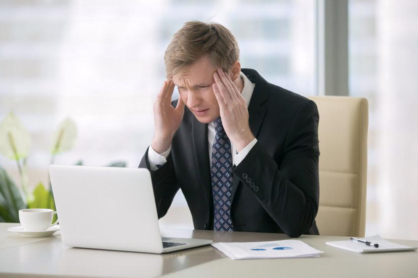 unhappy-businessman