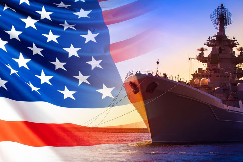 us-flag-navy-ship