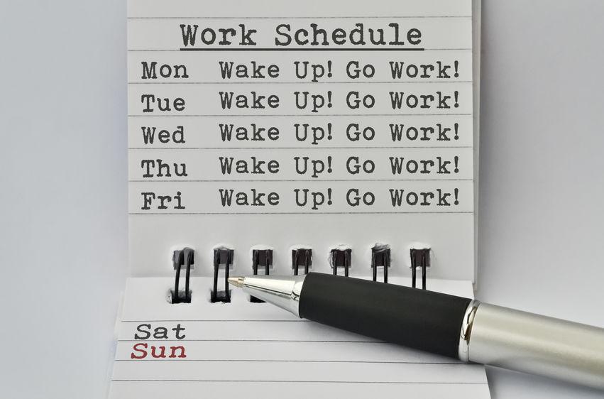 work-schedule