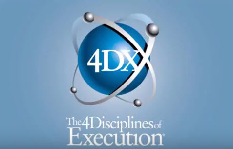 ExecuNet The 4 Disciplines of Execution