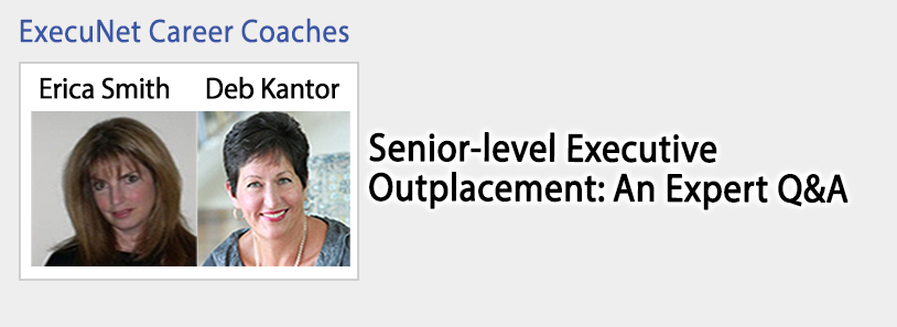 Senior-level Executive Outplacement: An Expert Q&A