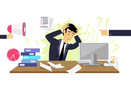 Execunet 6 Ways To Minimize The Impact Of Work Stress On