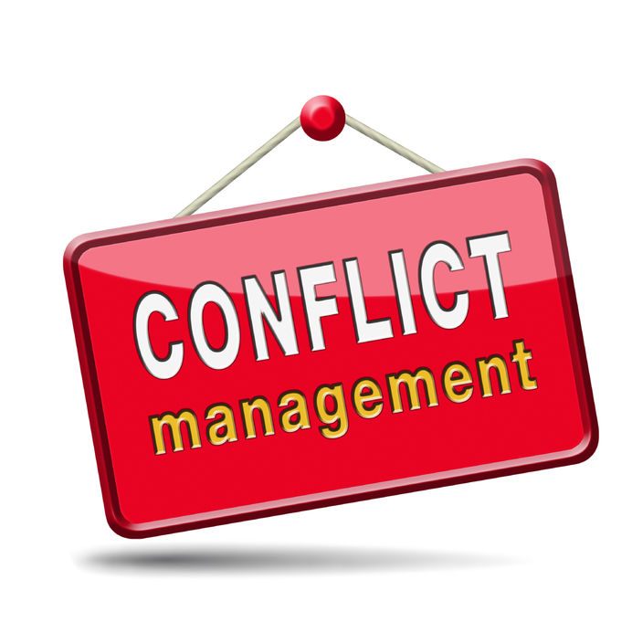 conflict management in the workplace pdf