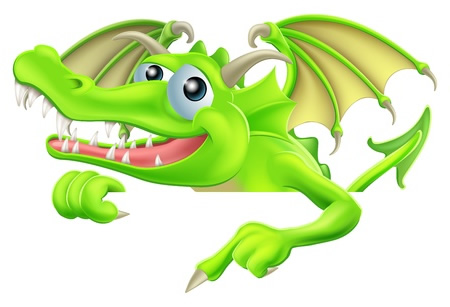 Hy Green Dragon