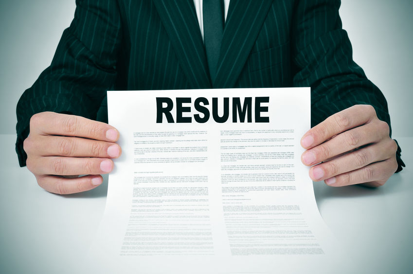 execunet 5 characteristics of a great resume