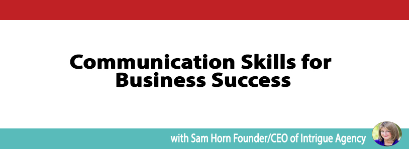 Communication Skills for Business Success