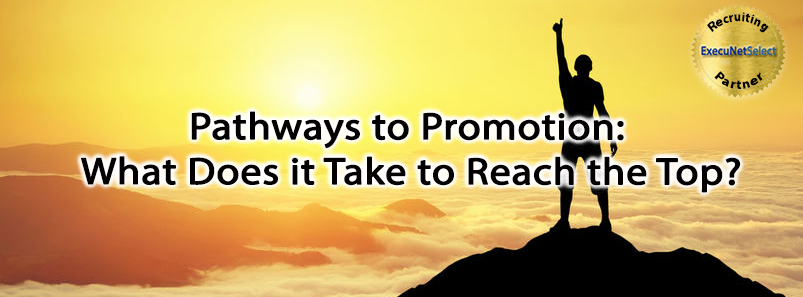 Pathways to Promotion: What Does it Take to Reach the Top?