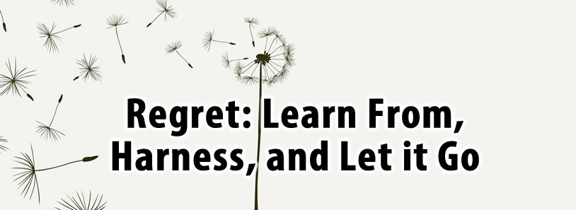 Regret: Learn From, Harness, and Let it Go
