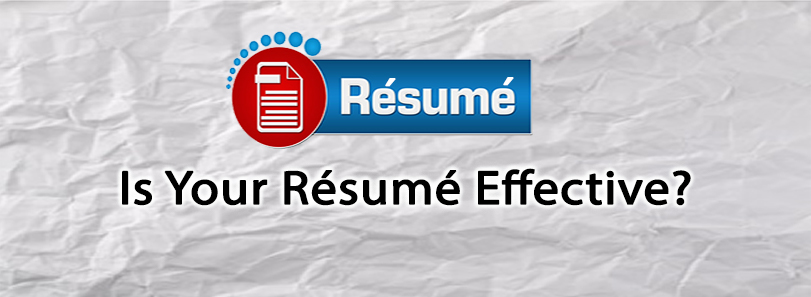 Is Your Résumé Effective?